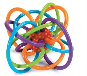 Obrazek Kolorowy gryzak z serii WINKEL