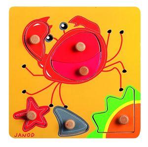 Obrazek Pierwsze puzzle - Krab