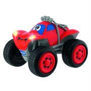 Obrazek Samochód Billy + kierownica czerwony