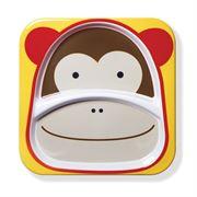 Obrazek Talerz Zoo Małpa