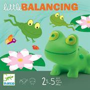 Obrazek Gra Balansujące Żabki