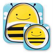 Obrazek Zestaw jedzeniowy Pszczoła