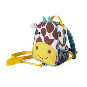 Obrazek Plecak Baby Zoo Żyrafa ze smyczą bezpieczeństwa