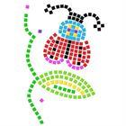 Obrazek Mozaiki ptaszek i biedronka