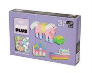 Obrazek Klocki Mini Pastel 480 sztuk 3w1