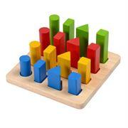 Obrazek Plansza do sortowania - układanka PLAN TOYS