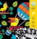 Obrazek Welurowe kolorowanki Ptaki