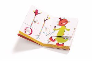 Obrazek Cyrk - książka przekładanka LILLIPUTIENS