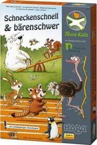 Obrazek Gra Terra Kids kto jest kim w Zoo? HABA