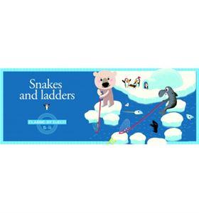 Obrazek Gra węże i drabiny DJECO