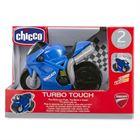 Obrazek Niebieski motor Ducati CHICCO