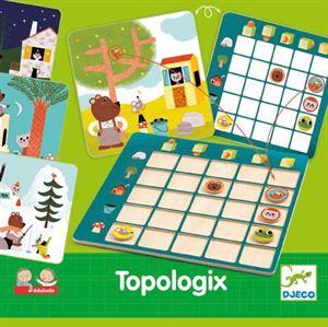 Obrazek Gra edukacyjna Eduludo Topologix DJECO