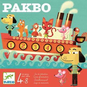Obrazek Gra logiczna Pakbo DJECO