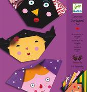 Obrazek Origami Twarze DJECO