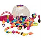 Obrazek B.eauty Pops - zestaw do tworzenia biżuterii 150 elementów B.TOYS