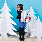 Obrazek Plecak Miś Polarny + pluszowa maskotka Winter ZOO SKIP HOP