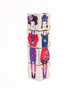 Obrazek Klocki z modelkami MON PETIT ART