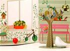 Obrazek Domek dla lalek Mini Labo MON PETIT ART