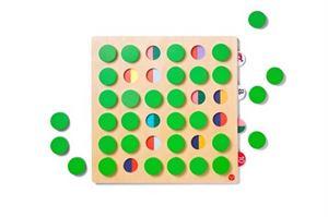 Obrazek Memory Match 36 zielony KID O