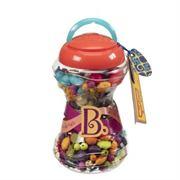 Obrazek B.eauty Pops - zestaw do tworzenia biżuterii 300 elementów B.TOYS