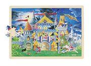 Obrazek Puzzle Zamek Królewski 192 elementy GOKI