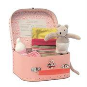 Obrazek Zestaw dla małej Myszki w walizce MOULIN ROTY