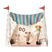 Obrazek Zestaw 3 Myszek w namiocie cyrkowym MAILEG