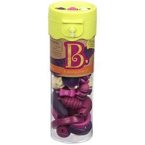 Obrazek B.eauty Pops - zestaw do tworzenia biżuterii 50 elementów B.TOYS
