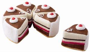 Obrazek Szwarcwaldzki tort z wiśniami HABA