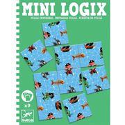 Obrazek Mini Logix - Puzzle Piraci DJECO