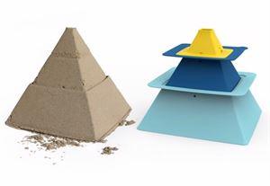 Obrazek Pira - foremki do budowy piramid QUUT