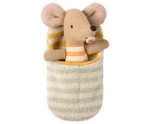 Obrazek Myszka Baby - Maleństwo w śpiworku MAILEG