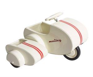 Obrazek Skuter z wózkiem dla Myszek MAILEG