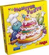 Obrazek Gra Ciasteczkowy Potwór HABA
