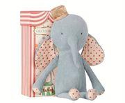 Obrazek Niebieski Słonik w kapeluszu Circus Friends MAILEG