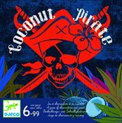Obrazek Gra taktyczna Kokosowy Pirat DJECO