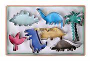 Obrazek Wykrawaczki do ciastek Dinozaur MERI MERI