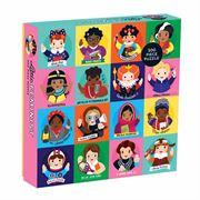 Obrazek Puzzle rodzinne Niezwykłe Kobiety 500 el MUDPUPPY