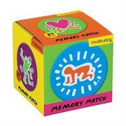 Obrazek Gra mini memory Keith Haring MUDPUPPY