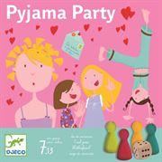 Obrazek Gra towarzyska Piżama Party DJECO
