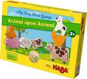 Obrazek Moja Pierwsza Gra Zwierzak na zwierzaku 2 + HABA