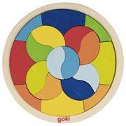 Obrazek Puzzle - układanka Mandala GOKI
