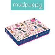 Obrazek Puzzle Koty 1000 elementów MUDPUPPY