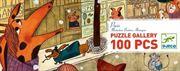 Obrazek Puzzle Gallery Paris 100 elementów DJECO